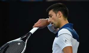 Djokovic to take stock after straight-set defeat