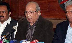 Minister defends parliament, assails judiciary in Senate