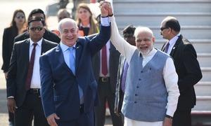 نیتن یاہو کا دورہ بھارت اور پاکستان کو درپیش چیلنجز