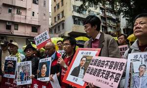 Book publisher's disappearance in China causes furore