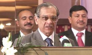 Chief justice cautions politicians against 'undermining judiciary'