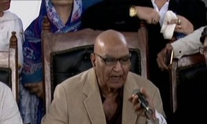 No trace of poison found in Dr Hasan Zafar Arif's body: chemical report