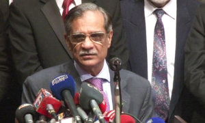 Women's Action Forum asks CJP to apologise for 'sexist' remark