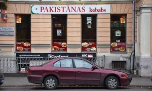 جب یورپی شہر 'رگا' میں پاکستان کباب سے ملاقات ہوئی