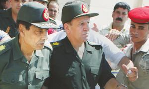 Egypt arrests former chief of staff for planning to challenge Sisi