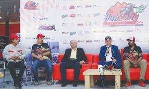 Hub Rally organisers looking to develop F1 track in Pakistan