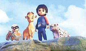 Preview: Allahyar And The Legend Of Markhor to set the bar high