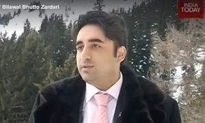 Bilawal displays diplomatic chops in interview to Indian publication