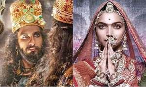 Padmavat is an ostentatious retelling of an epic