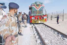Pakistan ready to extend rail link agreement with India