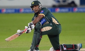 Comment: Pakistan need more of Sarfraz at number 4