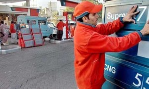 Petroleum prices increased for February
