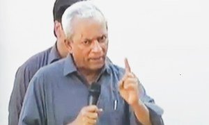 Nehal Hashmi jailed over contempt of court