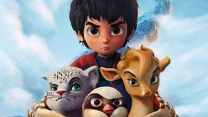 Allahyar and the Legend of Markhor barely raises the bar for children's films in Pakistan