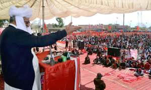 ANP to resist undemocratic steps, says Asfandyar