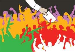 SMOKERS' CORNER: POLITICS ON CAMPUS