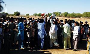وسطی کرم ایجنسی کے قبائلی تاحال حکومتی امداد کے منتظر