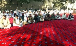 Jirga in Laki Marwat gives Feb 28 deadline to arrest Asma's killers