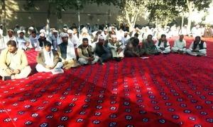 لکی مروت: عاصمہ کے قاتل کی گرفتاری کیلئے28 فروری کی ڈیڈ لائن