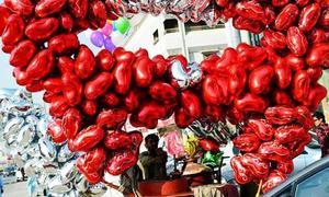 'ویلنٹائنز ڈے کو فروغ دینے پر پابندی کا عدالتی فیصلہ برقرار ہے'