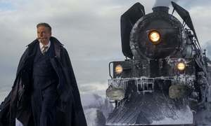 Murder on the Orient Express: A train wreck
