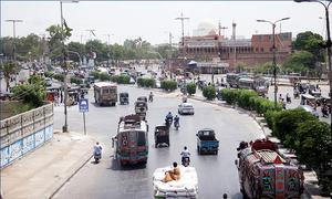BRT project: Sindh CM approves design of underpass at Numaish in Karachi