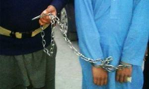 Minor boy allegedly raped in Swabi, teenage suspect arrested