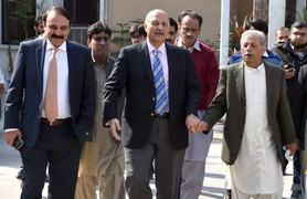 Over 140 file nomination papers for Senate polls