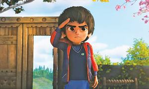 Movie review: Allahyar & The Legend of Markhor