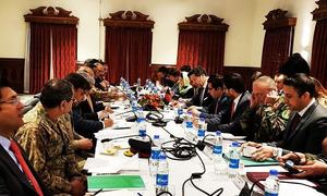 Success eludes second round of Pak-Afghan security talks