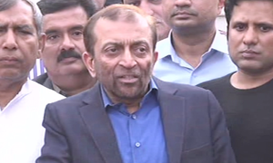Farooq Sattar dissolves MQM Rabita Committee, calls for fresh intra-party polls on Feb 17