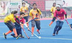 Lahore edge Peshawar, retain Hockey Super League title
