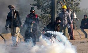 Faizabad dharna: IHC gives ultimatum for production of Raja Zafarul Haq committee report