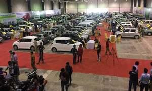 مقامی کار اسمبلرز نے گزشتہ ماہ ریکارڈ گاڑیاں فروخت کیں