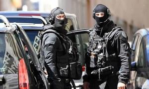 'نائن الیون حملوں میں ملوث' فرانسیسی شہری عدالت میں پیش