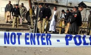 کوئٹہ میں سیکیورٹی فورسز کی گاڑی پر فائرنگ، 4 اہلکار شہید