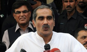 Saad Rafique claims he suggested GT Road route for Nawaz 'homecoming' rally