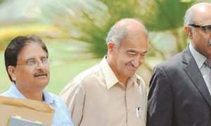 The curious case of Shahid Orakzai