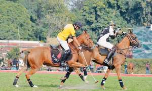 Losada, Ulloa shine in Spring Polo Cup