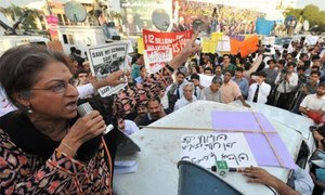 The Dissenter – Asma Jahangir on the role of NGOs in democratising Pakistan