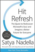 NON-FICTION: REBOOTING MICROSOFT