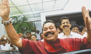 VIEW FROM ABROAD: A Rajapaksa comeback?