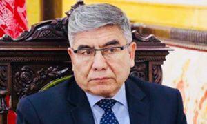 افغانستان کے ایک اور گورنر نے عہدہ چھوڑنے سے انکار کردیا