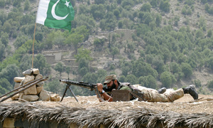 2 Afghan-based TTP terrorists killed by security forces in Bajaur: ISPR