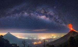 شہر اور دیہات کے آسمان میں فرق کیوں ہوتا ہے؟