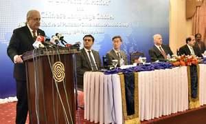 Rabbani terms Pak-China ties bulwark against western designs