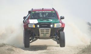 Nadir Magsi maintains ascendancy with Cholistan Desert Rally triumph