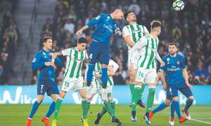 Real stage comeback at Betis, Costa strikes in Atletico win