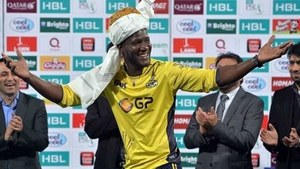 Sammy urges Zalmi to be even better in PSL 2018