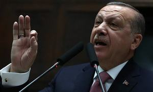 Turkey vows to lay siege to Syria's Afrin 'in coming days'